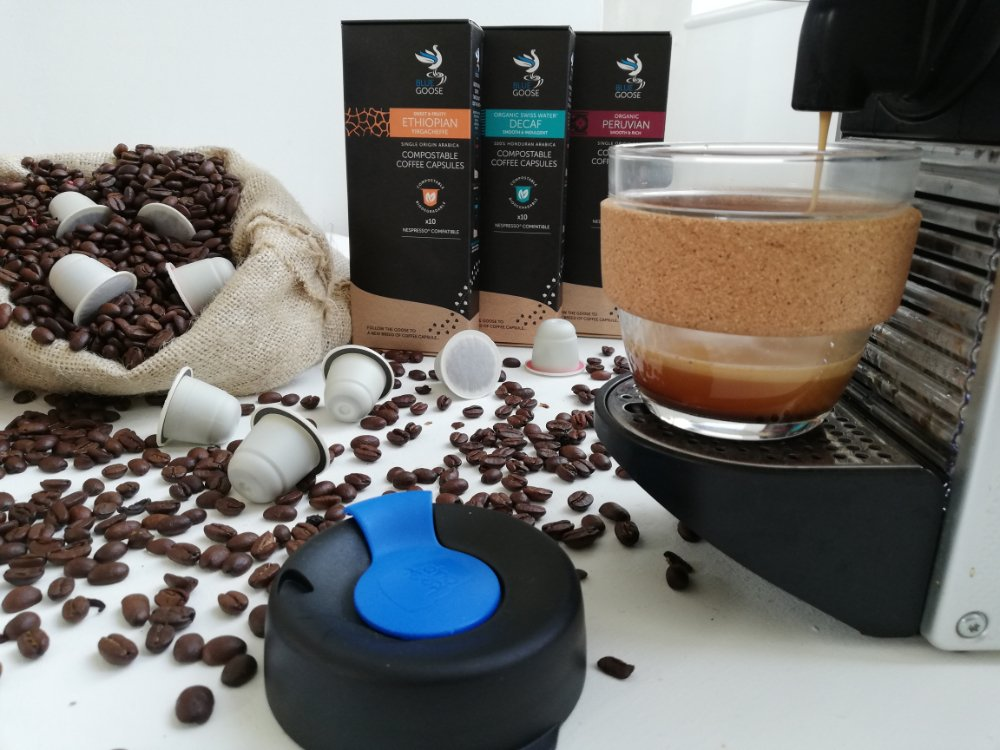 Nespresso machine cleaning performance descaling tips advice - (c) Blue Goose Coffee