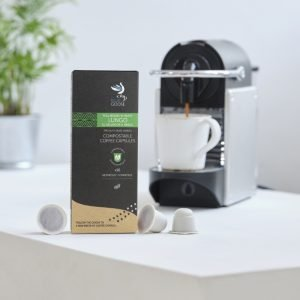 NEW! Lungo Compostable Coffee Capsules