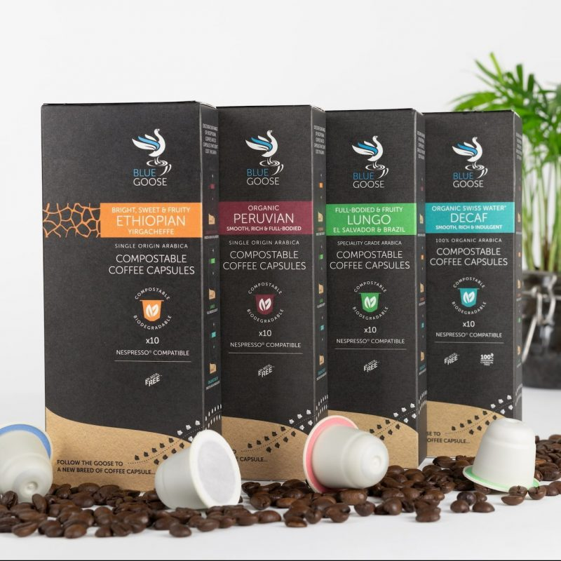 Blue Goose Eco Coffee Pod Gift Collection Gift Pack