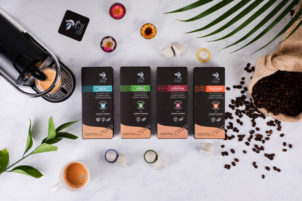 A simple swap from plastic coffee capsules to compostable eco coffee pods could save millions of tonnes of plastic - plastic free July.