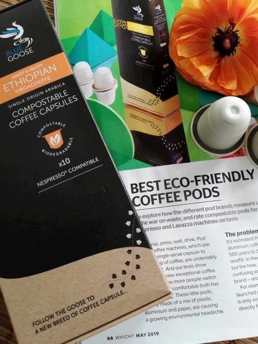 Which Magazine Best Buy compostable coffee pods  - the best buy eco coffe pods