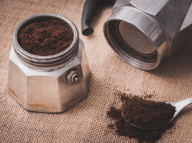 Grind Required for a Moka Pot