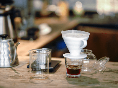 V60 Coffee Preparation