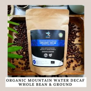 LIMITED EDITION Organic Mountain Water Decaf Coffee