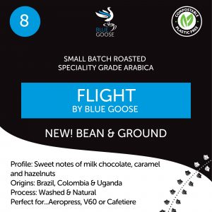 FLIGHT by Blue Goose – Our brand new blend
